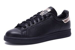 Adidas Stan Smith Black Ebay