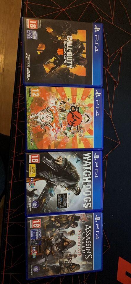 Se billeder, PS4