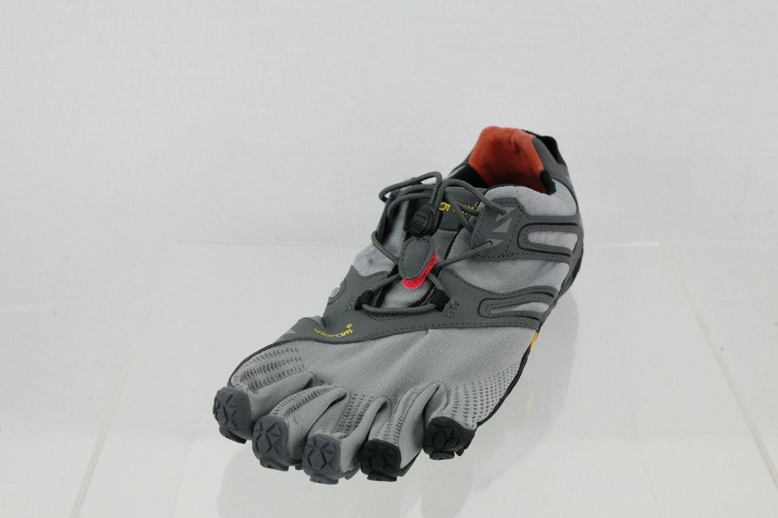 Vibram FiveFingers V-Trail 17W6906 17W6906 17W6906 Grey Black Women's shoes Size US 9-9.5 NEW f0d4f9
