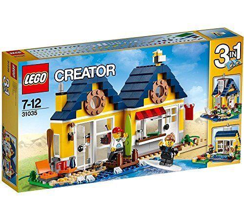 comodamente LEGO LEGO LEGO Creator Beach House 31035 nuovo from Japan  incentivi promozionali