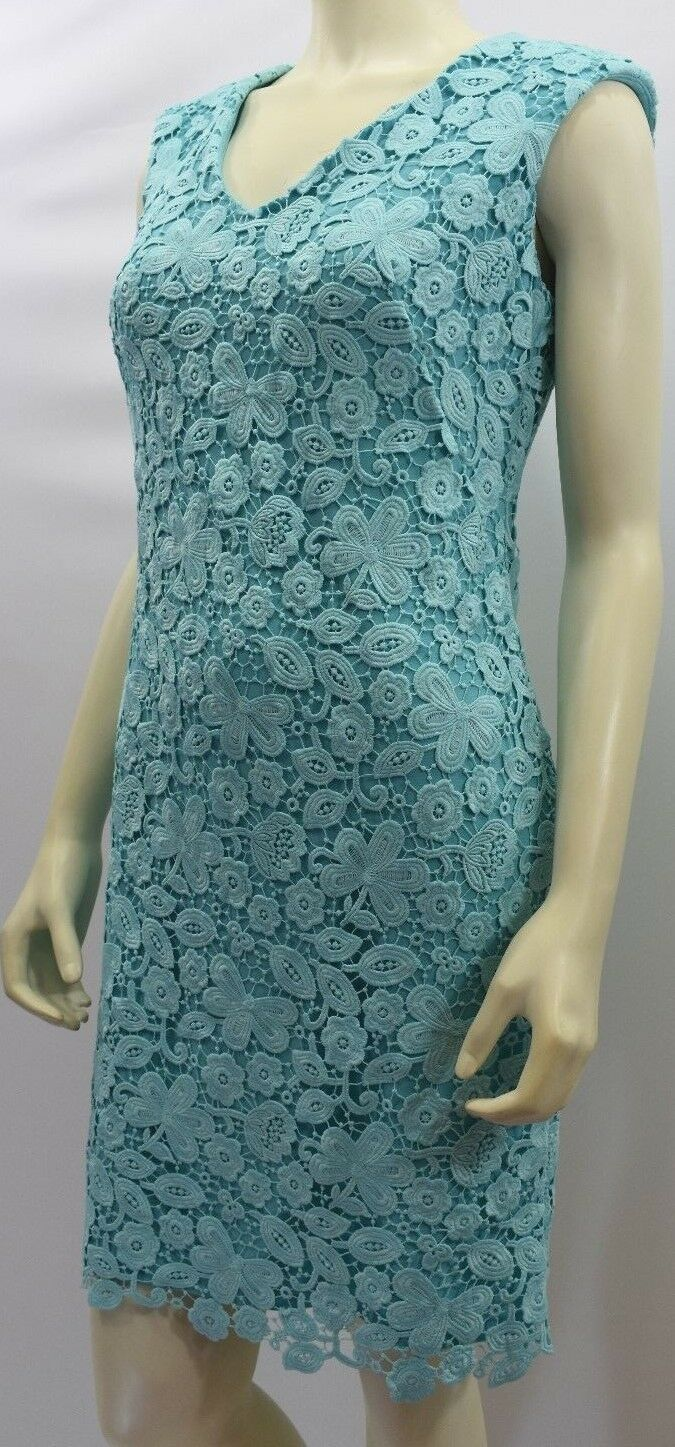 RALPH LAUREN LACE DRESS SZ 4 NEW WITH TAG