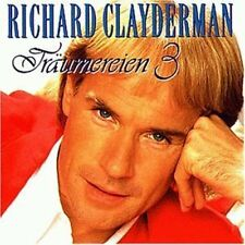Richard Clayderman Träumereien 3 (compilation, 1993) [CD]