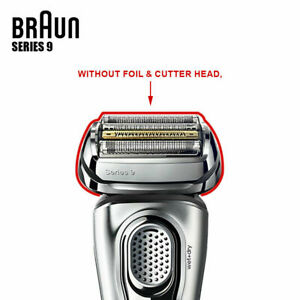 Braun-Shaver-9290CC-Series-9-Men-039-s-Wet-dry-Rechargeable-Electric-Shaver-Silver