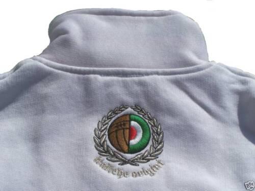 Pezzi Serie Ultras Italiche Occasione Felpa Di Fine Origini Ultimi Collo Mezzo qOaqU