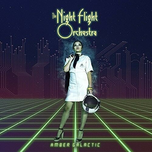 Night Flight Orchestra - Amber Galactic [New CD]