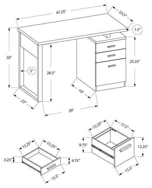 Adjustable Standing Desk Accessories