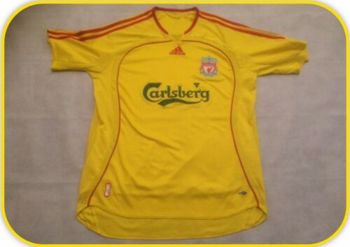 Liverpool 200607 Away Shirt L FFS000596