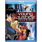 Young Justice: Invasion (Blu-ray Disc, 2014, 2-Disc Set)