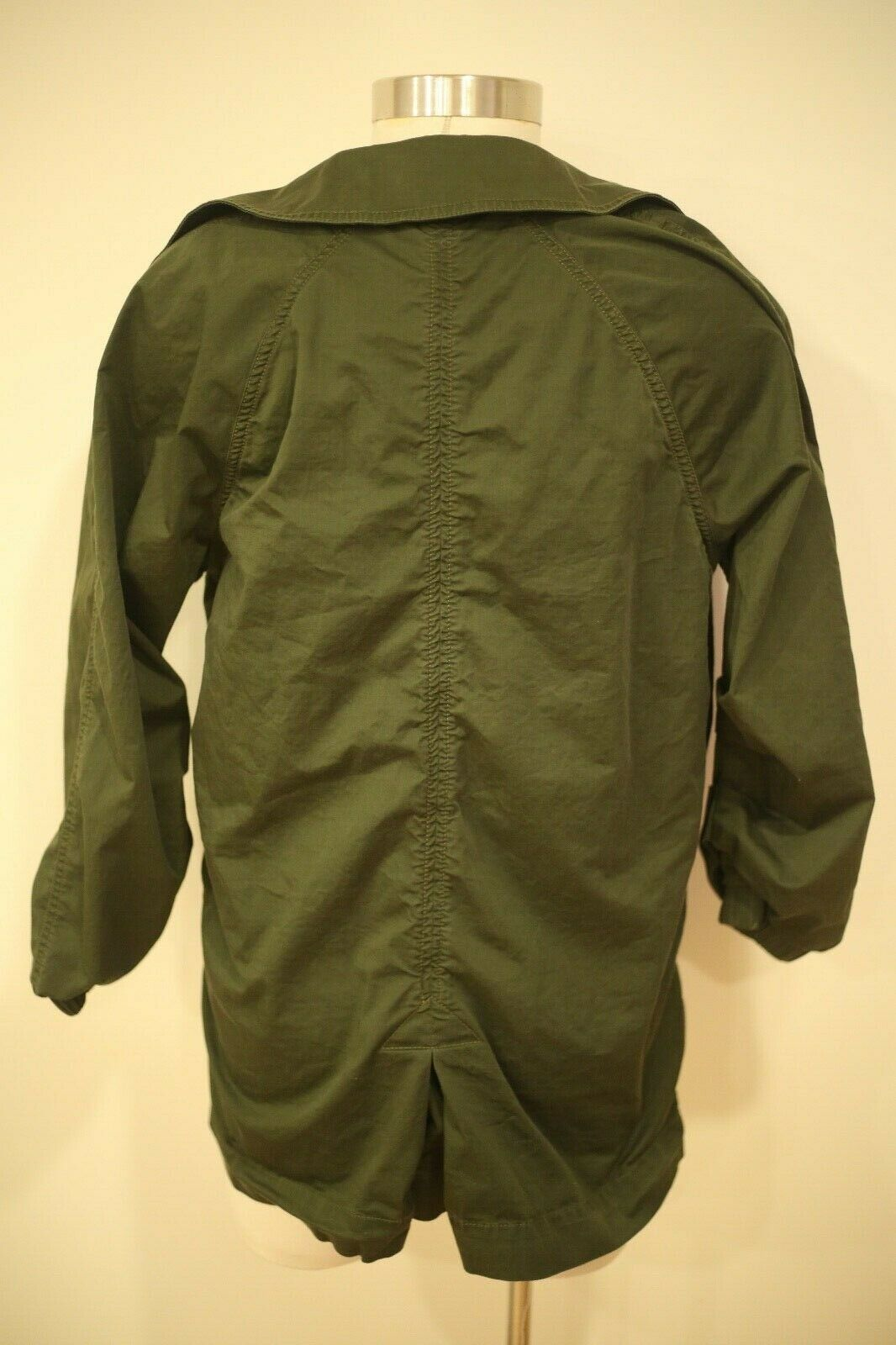 CAbi Women's Small #5478 Expedition Jacket Olive … - image 3