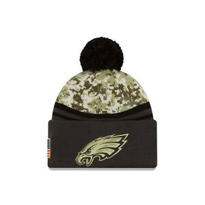 c011cd3d 2016 Men's New Era Salute to Service Knit Hat One Size, Philadelphia ...