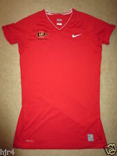 San Diego State Aztecs SDSU Water Polo Team Nike Training Workout Shirt M Med