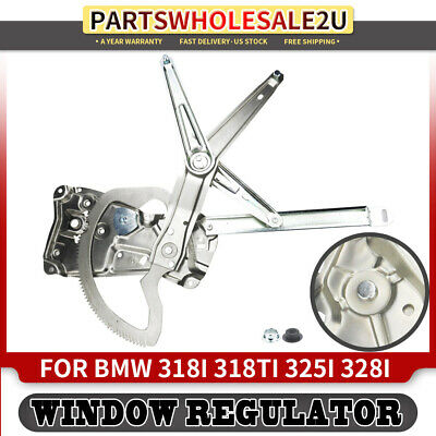 BMW E36 318i 325i 328i M3 Window Regulator RIGHT REAR NEW