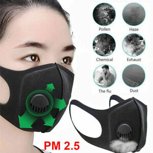 Air-Purifying-Face-Mask-Cover-Anti-Dust-Multi-Layer-Mouth-Filter-Masks-New