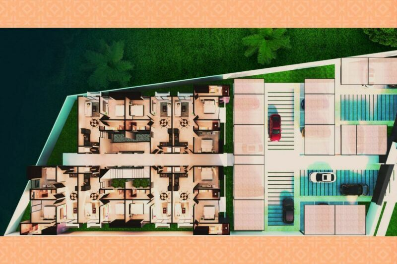 Departamento en venta en Merida, Yucatan, Cholul, Magnus