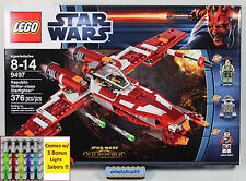 LEGO Star Wars - 9497 Republic Striker-Class Starfighter Jace Malcom Minifigure