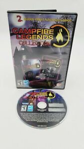 Campfire Legends Collection (PC MAC DVD-ROM 2011) Disc Only