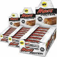 Mars Protein Bars 19g Protein Snack Bar 200 Calories 18 X 51g + Free Gift