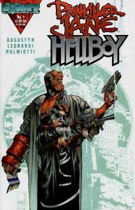 7.5 1996 Stock Image Hellboy Wake the Devil #5 VF