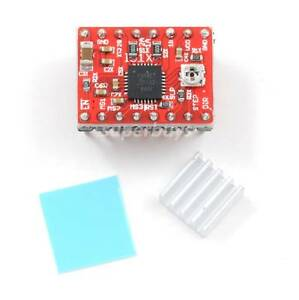 Details about Stepper Driver A4988 DMOS Microstepper Heatsink Tape For  RAMPS Prusa I3 Arduino