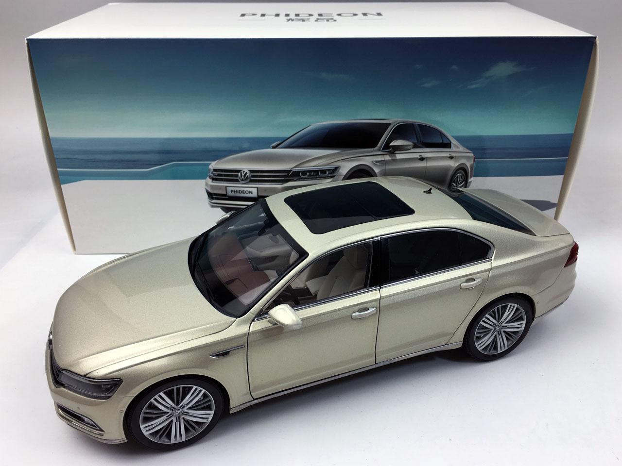 1 18 Volkswagen phideon Carrera Diecast Metal Voiture Modèle