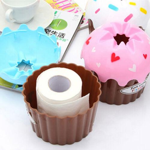 Creative Ice Cream Cake Tissue Box Napkin Cover Paper Holder Household Cas TO