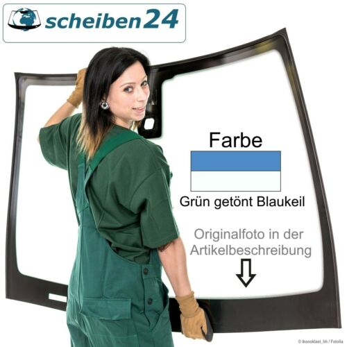 Windschutzscheibe für Renault Megane I Coach Cabrio 96-03 Grün Blau SPH