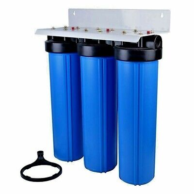 Well Water Treatment >> Whole House Filter 3 Big Blue 20 X4 5 1 Npt Pr Well Water Treatment Ebay