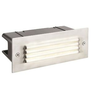 HighPoint Brick Recessed LED DECK LIGHT 12V 2W choice of styles /& colors step