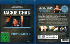 Jackie Chan: POWERMAN 2 --- Twinkle, Twinkle, Lucky Star --- Blu-ray --- Uncut -