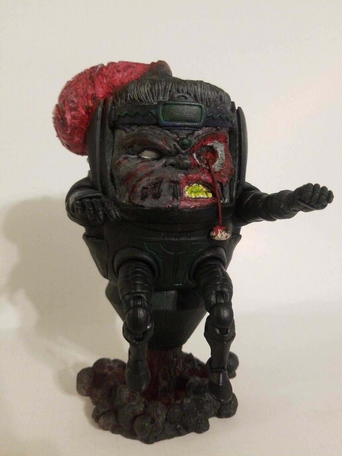 Marvel personnalisée légendes Zombie MODOK BAF Toybiz