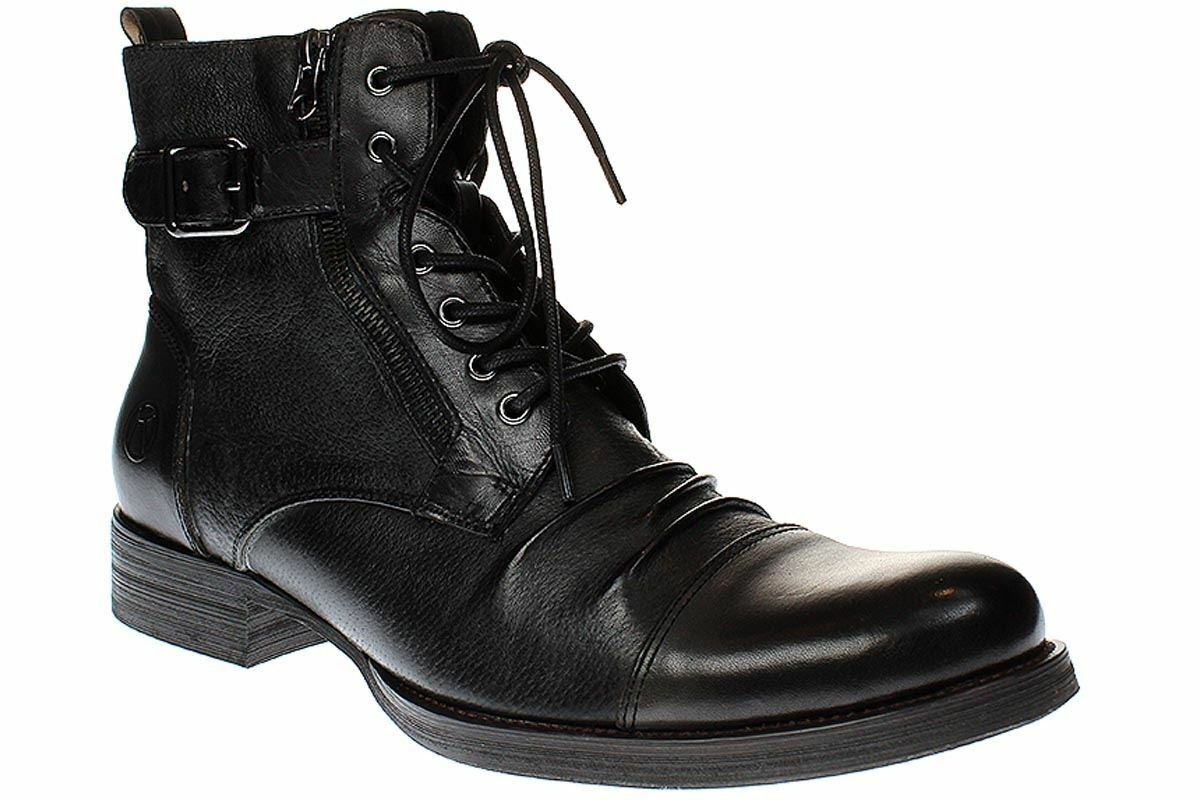 KDOPA BELFAST - Herren Schuhe Stiefel Stiefel - 16HKVBELNXL noir