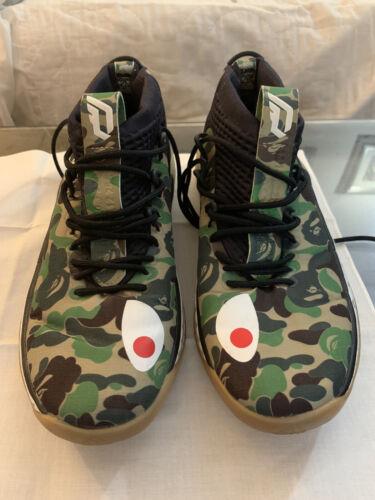 Adidas Dames Bape Mens Shoe - Size 8