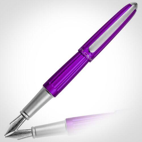 Diplomat Füllfederhalter Aero violett