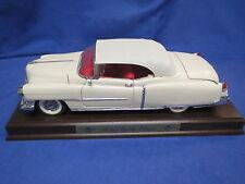 Danbury Mint White1953 Cadillac Eldorado Convertible 1/16 IOB with Title