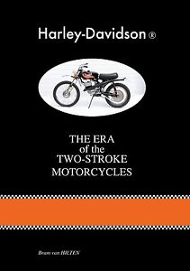 BOOK ´´HARLEY-DAVID<wbr/>SON - THE ERA OF THE TWO-STROKE MOTORCYCLES&#039;&#039;  (Aermacchi)