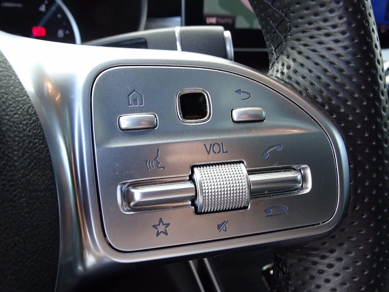 Mercedes C220 d 2,0 AMG Line stc. aut. - billede 14