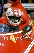 Clay Regazzoni Ferrari 312 B3 Dutch Grand Prix 1974 Photograph