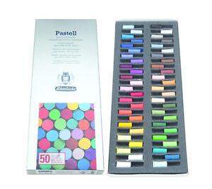Schmincke Soft Pastel Set - 50 Colours - Half Length