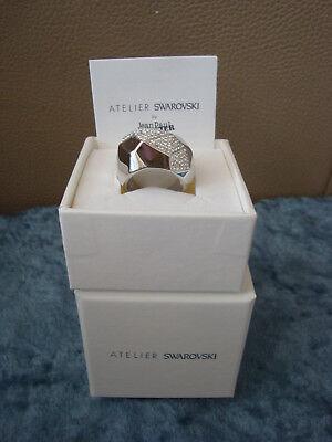 JEAN PAUL GAULTIER For Atelier Swarovski Reverse Ring~Avail.Sizes 50 or  55~NEW!! 768549905032   eBay