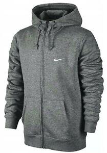 nike swoosh full zip hoodie mens