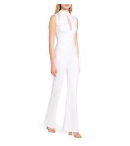 Sentimental NY Galactica  White Jumpsuit Size M  Medium  169