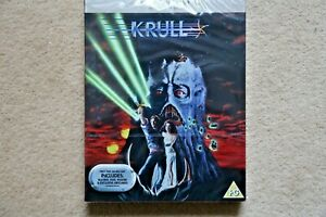 BLU-RAY-KRULL-PREMIUM-EXCLUSIVE-EDITION-NEW-UK-STOCK