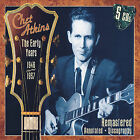 The Early Years 1946-1957 [Box] [Remaster] by Chet Atkins (CD, Jul-2007, 5 Discs, JSP (UK))