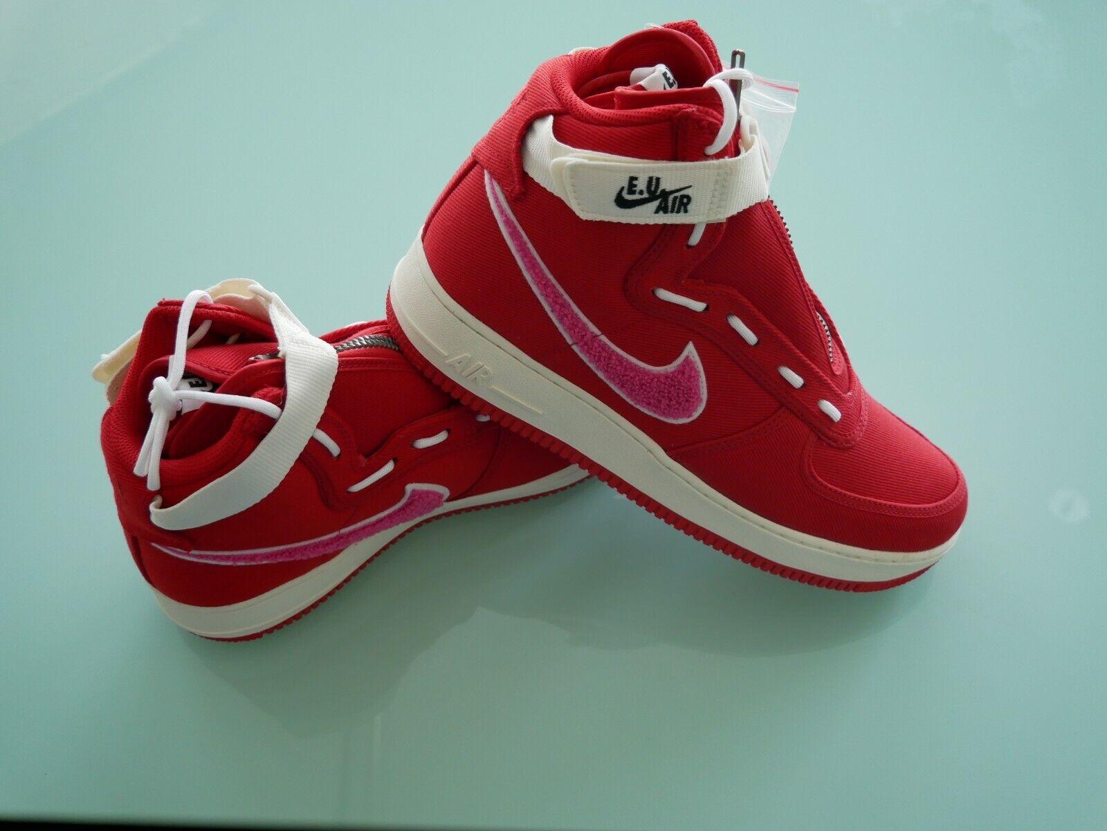 Nike Air Force  1 High Emotionally Unsponibili Mens Sz 10.5 US NIB AV5840 -600 EU  prezzo all'ingrosso