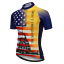 Details about  /USA Men Cycling Jersey Bicycle Short Sleeve Bike Shirt Tops Riding Clothes Shirt