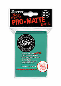 60-Ultra-Pro-Pro-Matte-Small-Mini-Size-Deck-Protector-YuGiOh-Card-Game-Sleeves