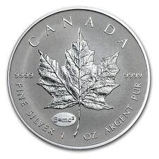 2015 Canada 1 oz Silver Maple Leaf Einstein Privy - SKU #90637