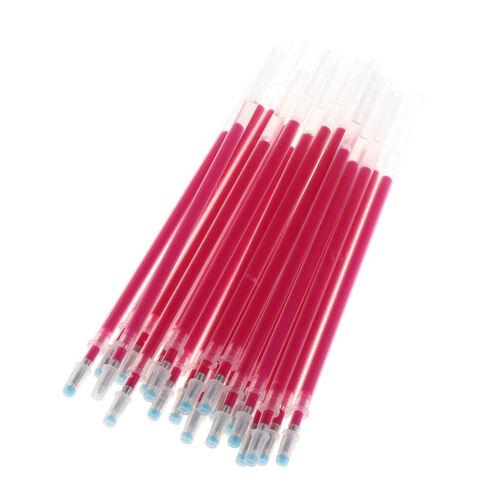 40 Stück Markierstift Mine Rot und Blau für Textilien Trickmarker