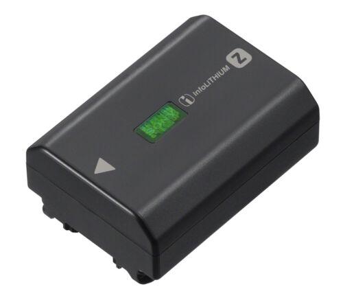 Original Sony np-fz100 batería 2280mah para ILCE Alpha a9 a7r III a7 3 NP-Fz 100