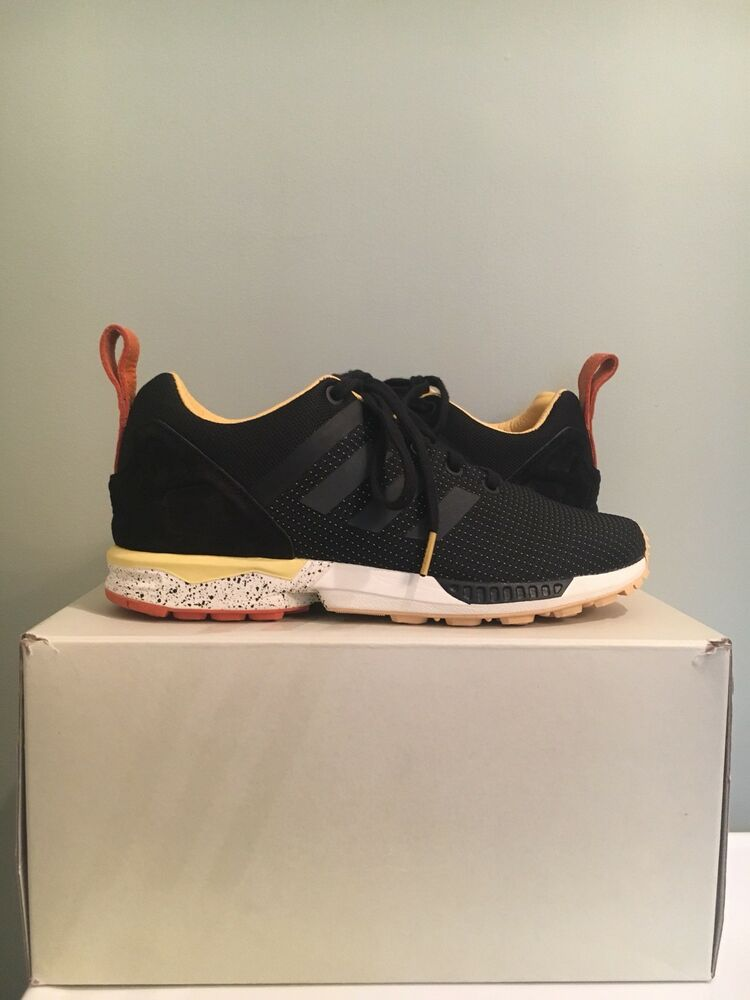 adidas Consortium x Bodega ZX Flux Space Oeyssey B25325 Taille US 6.5 homme